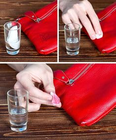 10Everyday Secrets That'll Save Your Clothes Arm Pit Stains, Sweat Stains, How Do You Clean, Homemade Cleaning Products, Internet, Cotton Pads, You Bag, Save Yourself, The Secret