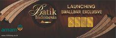 Angkat Budaya Batik Indonesia ANTAM Meluncurkan Emas Motif Batik | IDMining |