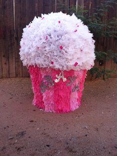 Sweet Cupcake pinata
