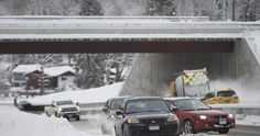 Power outages, traffic and transit delays as new round of snow and wind hits Lower Mainland Bus Route, Weather News, Travel Advisory, Road Conditions, Rocket Stoves, Survival Shelter, Winter Storm, Power Outage, Water Storage