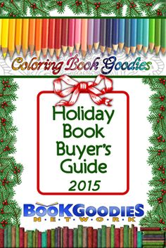 Coloring Books For Adults Holiday Gift Guide