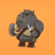 BROTHERTEDD.COM - xombiedirge: Famous Chunkies: TMNT Series by... Cartoon Kunst, Cartoon Art, Baby Cartoon, Cultura Pop, Teenage Mutant Ninja Turtles, Teenage Turtles, Fat Cartoon Characters, Alex Solis, Fat Character