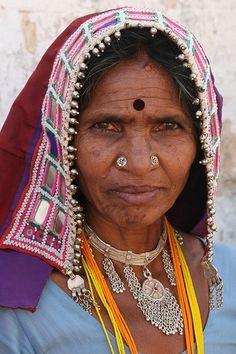 Labadi-Banjara woman From Raikal village, Andra Pradesh, India | by Walter Callens
