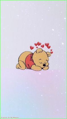 Wallpaper Backgrounds - Winnie the Pooh 📱 Cellphone wallpaper on the . - Wallpaper Backgrounds – Winnie the Pooh 📱 Cellphone wallpaper on the … – - Tier Wallpaper, Cute Emoji Wallpaper, Disney Phone Wallpaper, Cartoon Wallpaper Iphone, Iphone Background Wallpaper, Animal Wallpaper, Cute Cartoon Wallpapers, Cellphone Wallpaper, Colorful Wallpaper