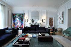 Interior Architecture, Interior Design, Sofa, Couch, Home Decor Accessories, Vintage Furniture, Contemporary, Architecture Interior Design, Nest Design