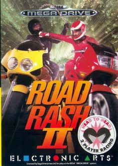 Mega Drive - Road Rash 2. Kicked this games arse over and over. Loved it.