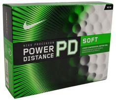 Nike Golf Power Distance Soft Ball