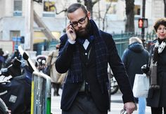 Tommy Ton's Street Style: 9 Men Who Bring It Photos | GQ