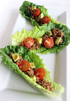 Leafy greens are the perfect alternative to bread when you're looking to lower your carb intake and up nutrients. And there seems to be no end to the recipes you can make when a veggie wrap is your base.
