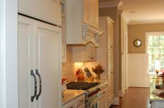 Beautiful classic Kabinart kitchen, cabinet makeover by Choice Cabinetry in North Carolina Cabinet Makeover, North Carolina, Kitchens, Entryway, Classic, House, Furniture, Beautiful, Home Decor