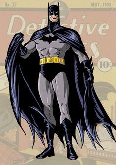 Ahhhh I love batman !!!!