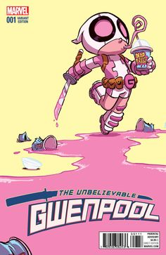 First Look: THE UNBELIEVAVBLE GWENPOOL #1 - Comic Vine