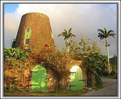Sugar Mill Suite At Golden Rock Hotel - Nevis Island Hotels