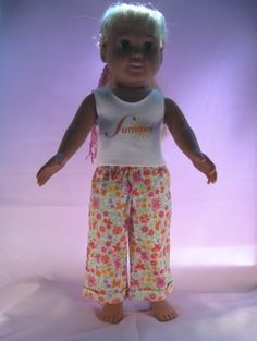 American Girls Doll Clothes Patterns