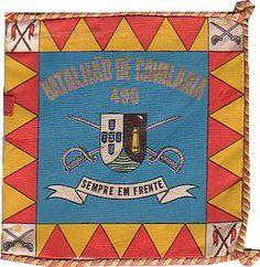 Batalhão de Cavalaria 490 Guiné War