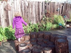 stumps, stumps and more stumps @Nancy Dunham Dad I need lots of these!