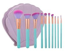 Mermaid Shell Makeup Brush
