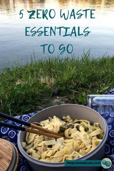 the green walnuts - 5 Zero Waste Essentials für unterwegs Alternative Medicine, Natural Living, Zero Waste, Simple Way, Natural Health, Real Food Recipes, Natural Remedies, Essentials, Posts