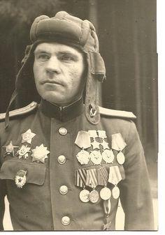 Ivan Nikiforovich Boyko - dos veces Héroe de la Unión Soviética.
