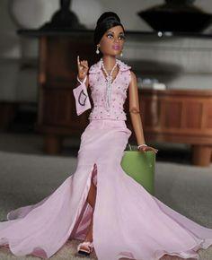 AKA Barbie Doll