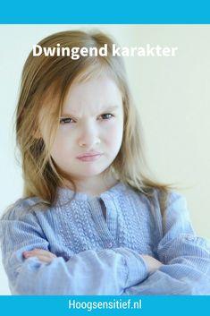 Dwingend karakter hoogsesnitief kind - BABA Coaching, Qigong, Yoga For Kids, Behavior Management, Social Skills, Kids And Parenting, Personal Development, Learning, Children