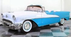 1955 Oldsmobile Convertible