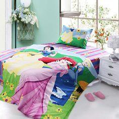 Twin Size Girls Princess Bed Set   EBeddingSets