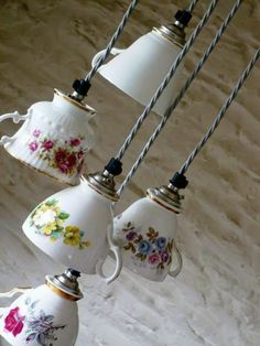 DIY Decoração: Lustres e Luminárias DIY perfeitos para Cozinha