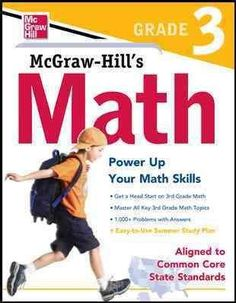 Math Grade 3: Power Up Your Math Skills. Aligned to Common Core State Standards
