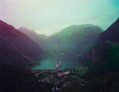 Florian Maier-Aichen landscape photography