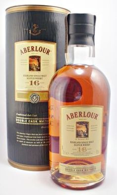 Aberlour Scotch Whisky 16 year old, 40% 70cl
