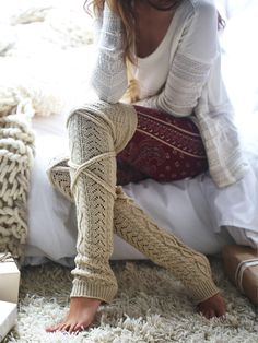 Chambers Wrap Legwarmer at Free People Clothing Boutique