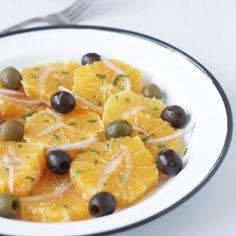 #delicious Refreshing Moroccan Orange Salad #foodie