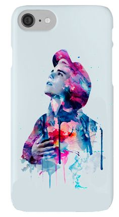 Outlyning designs - Justin colour Phone Case