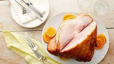 When we need a dinner main that's sure to please, we pick up a ham. It's versatile, makes TONS of leftovers (hello, ham sammies!), and with our easy glazes and cooking methods it's a no-brainer!