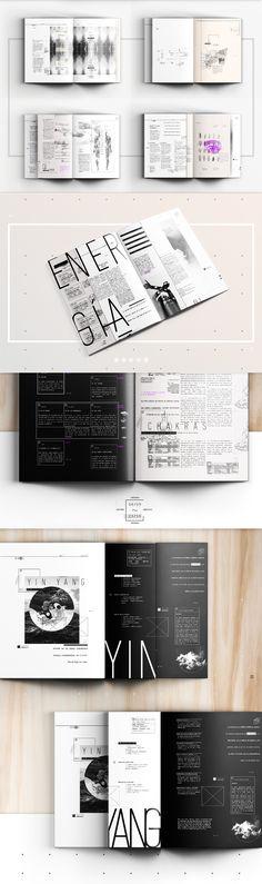 _* Enciclopedia. on Behance