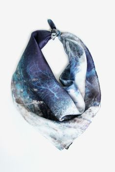 This Joshua Tree Handkerchief by Deserts + Lakes is limited run of 10 exclusively for www.mooreaseal.com!
