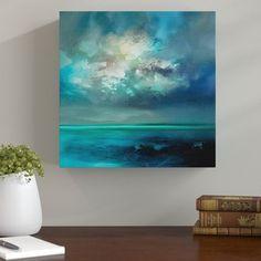 Leinwandbild Isle of Skye - Alles pin Peinture Isle of Skye Leinwanddruck - Framed Canvas Prints, Canvas Frame, Big Canvas Art, Canvas Tent, Framed Wall, Canvas Wall Art, Abstract Landscape, Abstract Art, Painting Prints