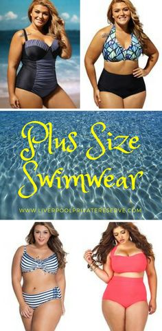 View our entire collection of plus size swimwear. We have everything from 1XL to 5X.   Shop now at www.LiverpoolPrivateReserve.com for all of your curvy girl bathing suits, swimsuits and bikinis  #LiverpoolPrivateReserve #plussize #plussizeswimwear #plussizefashion #bikini #bathingsuit #swimsuit #swimwear #fashion