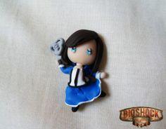 Bioshock Infinite  Elizabeth Necklace by elrincondereiko on Etsy, €18.00