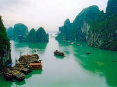 Thailand and Vietnam tours : Enjoy the charm of Vietnam and an another beautiful South-East Asia country, Thailand by the with us! Travel from Thailand to Vietnam Visit Vietnam, Vietnam Tours, Vietnam Travel, The Places Youll Go, Places To See, Adventure Tours, Travel List, Travel And Leisure, Day Tours