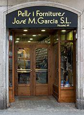 Pells i Fornitures José M. Garcia SL c/hospital - bcn