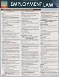 Employment Law by BarCharts Download