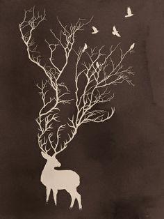 Oh Dear Art Print by Rob Dobi