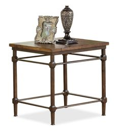 Casa Grande End Table                       by Riverside Furniture