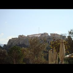 Acropolis of Athens. Build in 5th century BC and still standing!!! Survived among others from 400 years of Turks occupation and A & B world wars. Is listed as No 404 in Unesco's World Heritage List (http://whc.unesco.org/en/list/404/gallery/). Created by humans, like many other monuments around the World, with vision and patience. Let those two elements drive our lives nowadays where everything around us is collapsing!!!