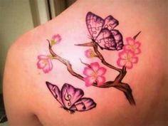 38 Beautiful Upper Back Tattoos Ideas For Girls