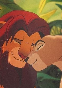 the lion king, simba e nala imagem no We Heart It wallpapers Image about disney in movie by Meagan on We Heart It Cartoon Wallpaper Iphone, Disney Phone Wallpaper, Cute Cartoon Wallpapers, Cute Wallpaper Backgrounds, Wallpaper Wallpapers, Simba Disney, Disney Lion King, Disney And Dreamworks, Disney Art