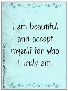 Quotes Sayings and Affirmations Everyday Affirmations for Daily Positivity Affirmations Positives, Affirmations For Women, Morning Affirmations, Daily Affirmations, Affirmations Success, Mantra, Positive Thoughts, Positive Vibes, Positive Quotes