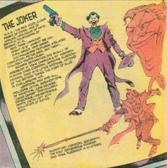 Rogue Profile: The Joker
